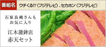 赤てんセット 赤天 江木蒲鉾店