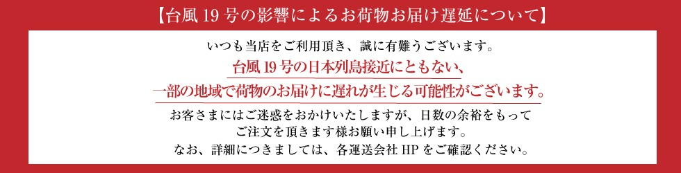 台風19号のアナウンス