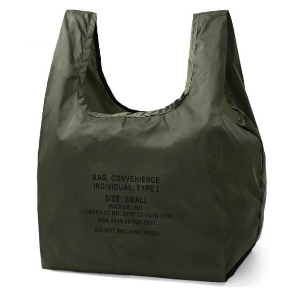 CONVENI BAG INBENTO(コンビニバッグ インベント)SMALL エコバッグ メンズ レディース おしゃれ ショッピングバッグ コンビニ 折りたたみ ブランド【Sx】|waiper|13