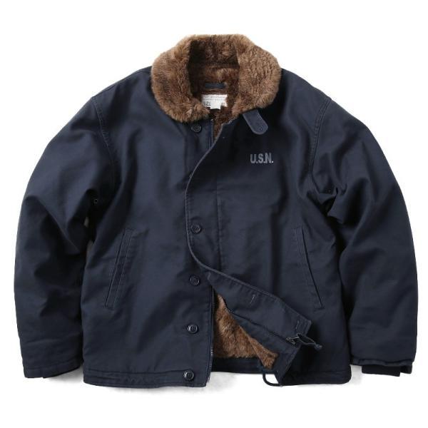 新品 米軍 N-1 デッキジャケット USED加工 4色 メンズ ミリタリージャケット ジャンパー ブルゾン アウター waiper 18