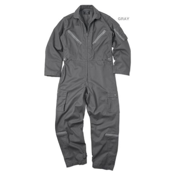 HOUSTON ヒューストン 5130 日本製 U.S.A.F(米空軍) K-2B フライトスーツ メンズ ミリタリー つなぎ カバーオール 作業服|waiper|21