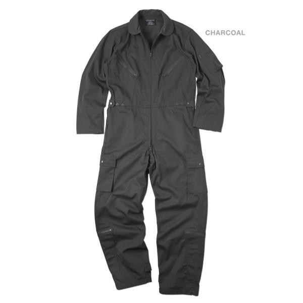 HOUSTON ヒューストン 5130 日本製 U.S.A.F(米空軍) K-2B フライトスーツ メンズ ミリタリー つなぎ カバーオール 作業服|waiper|22