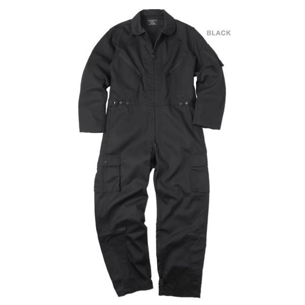 HOUSTON ヒューストン 5130 日本製 U.S.A.F(米空軍) K-2B フライトスーツ メンズ ミリタリー つなぎ カバーオール 作業服|waiper|23