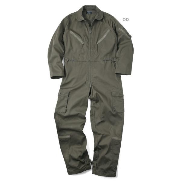 HOUSTON ヒューストン 5130 日本製 U.S.A.F(米空軍) K-2B フライトスーツ メンズ ミリタリー つなぎ カバーオール 作業服|waiper|28
