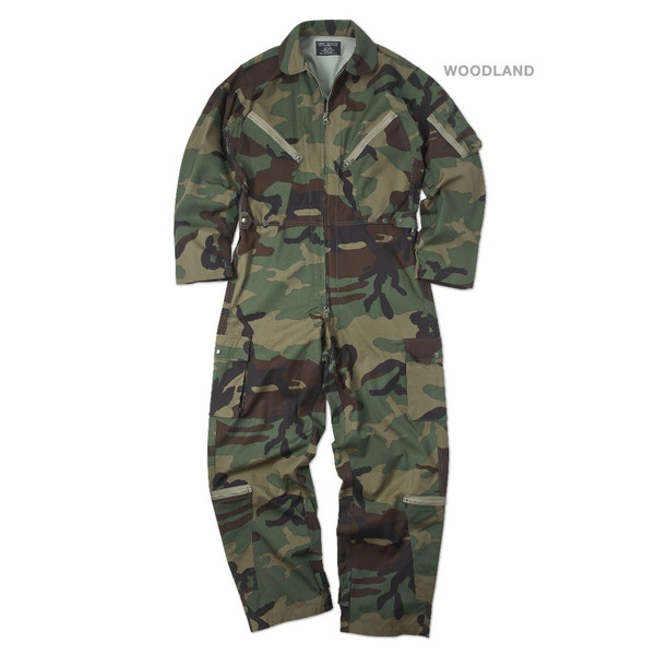 HOUSTON ヒューストン 5130 日本製 U.S.A.F(米空軍) K-2B フライトスーツ メンズ ミリタリー つなぎ カバーオール 作業服|waiper|19