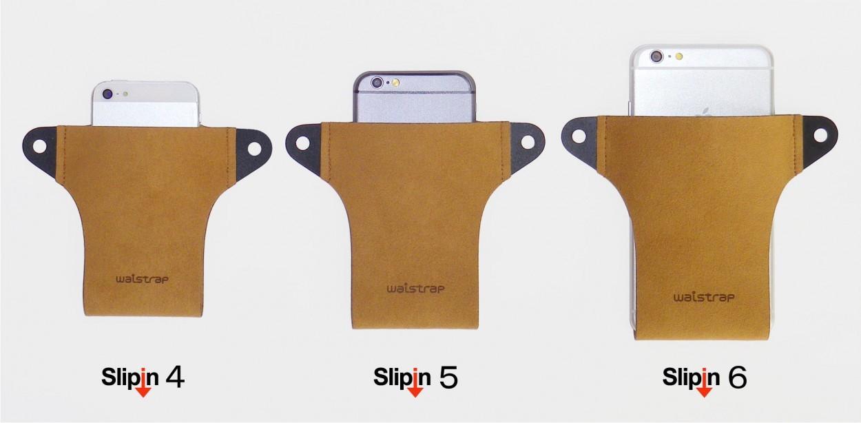 iPhoneX iPhone8 plus ケース ホルダー ベルト ポーチ ポシェット Slipin
