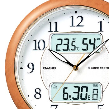 掛け時計(電波掛時計)