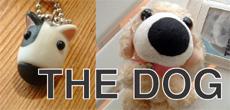 THE DOGぬいぐるみ、キーホルダー、ヘッドカバー