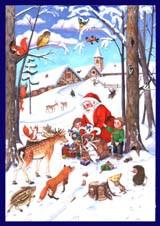 アドベントカレンダー 12月専用のクリスマ