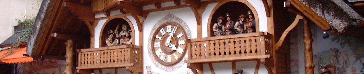 ドイツ製鳩時計とエルツの店 ヴァルト