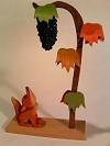 木彫り人形 エミール・ヘルビッヒ