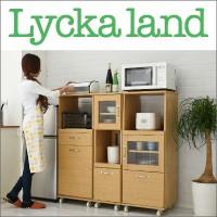 カントリーテイストが可愛い Lycka land