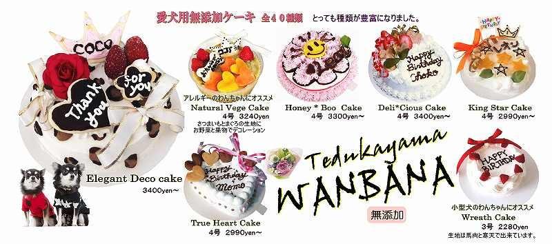 犬ケーキ39種類ギフト,無添加わんちゃんおやつ,誕生日や記念日のパーティーに思い出に,最高のプレゼント,老舗WANBANAネット通販,yahoo