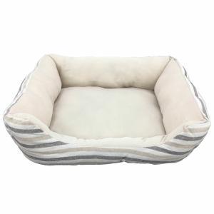 ペットべッド 夏用 犬ベッド 猫ベッド 犬用ベッド 猫用ベッド PPボーダーベッド パピー(D)|wannyan|07