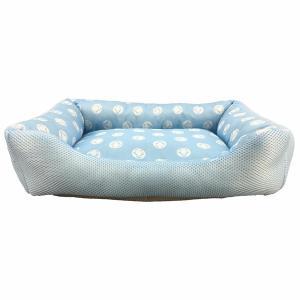 ペットべッド 夏用 犬ベッド 猫ベッド 犬用ベッド 猫用ベッド PPひんやりスクエアベッド S(D) ペット ベッド 犬用ベッド 猫用ベッド 春夏|wannyan|05