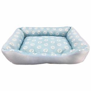ペットべッド 夏用 犬ベッド 猫ベッド 犬用ベッド 猫用ベッド PPひんやりスクエアベッド S(D) ペット ベッド 犬用ベッド 猫用ベッド 春夏|wannyan|06