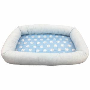 ペットべッド 夏用 犬ベッド 猫ベッド 犬用ベッド 猫用ベッド PPひんやりあご乗せマット M(D) ペット ベッド マット 犬 猫 春夏 処分販売|wannyan|05