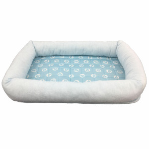 ペットべッド 夏用 犬ベッド 猫ベッド 犬用ベッド 猫用ベッド PPひんやりあご乗せマット M(D) ペット ベッド マット 犬 猫 春夏 処分販売|wannyan|06