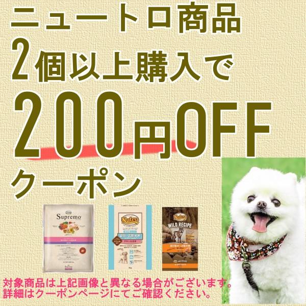 【2個以上で200円OFF】人気のニュートロ(犬フード)商品がまとめ買いでお得◎