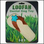 犬の歯磨きおもちゃ【サンダル】