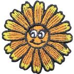 花・植物ワッペン