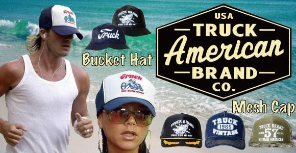 トラックブランド(Truck Brand)の帽子・キャップ