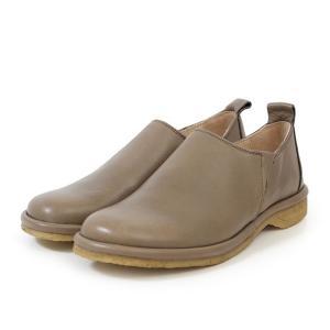 SAYA サヤ 靴 スリッポン レディース 雨 本革 フラットシューズ 50729 レイン対応 撥水 日本製 小さいサイズ 大きいサイズ ラボキゴシ Parade ワシントン靴店