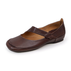 SAYA 靴 サヤ ラボキゴシ カジュアルシューズ レディース 50810 ストラップ パンプス ローヒール 黒 本革 インヒール スクエアトゥ 日本製 革靴 Parade ワシントン靴店