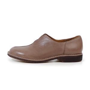 SAYA サヤ ラボキゴシ 靴 スリッポン レディース 50811 カジュアルシューズ ラウンドトゥ 本革 革靴 クレープソール 日本製 Parade ワシントン靴店