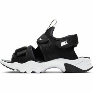 ナイキ レディース サンダル キャニオン サンダル WMNS NIKE CANYON SANDAL CV5515-001 ブラック Parade ワシントン靴店