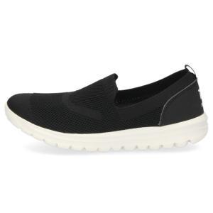 moz モズ 靴 スリッポン レディース スニーカー 4260 伸縮性 履きやすい ニット 伸びる 歩きやすい 軽量|Parade ワシントン靴店