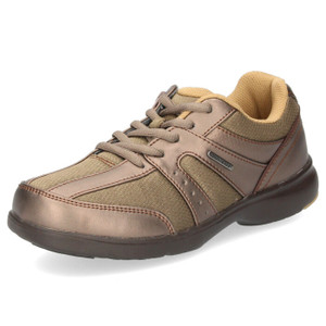 ダンロップ モータースポーツ 靴 スニーカー 4E レディース 幅広 ワイズ コンフォートウォーカー C425 DC425 DUNLOP 紐靴|Parade ワシントン靴店