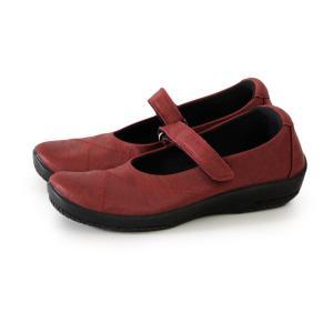 アルコペディコ ストラップ バレリーナ 1810 ARCOPEDICO STRAP BALLERINA パンプス レディース 甲ベルト 面ファスナー セール Parade ワシントン靴店