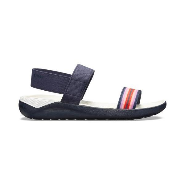 クロックス ライトライド サンダル レディース crocs Women's LiteRide Sandal 205106 スポーツサンダル シャワーサンダル