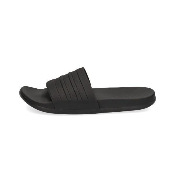 adidas アディダス レディース メンズ サンダル アディレッタCF S82137 ブラック ADILETTE CF MONO|washington|06