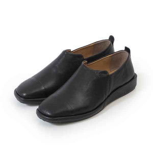 SAYA サヤ ラボキゴシ 靴 50652 スリッポン レディース カジュアルシューズ 本革 革靴 スクエアトゥ カジュアル ナチュラル セール Parade ワシントン靴店
