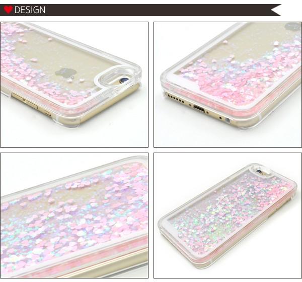 iPhone6用 トキメキハートケース