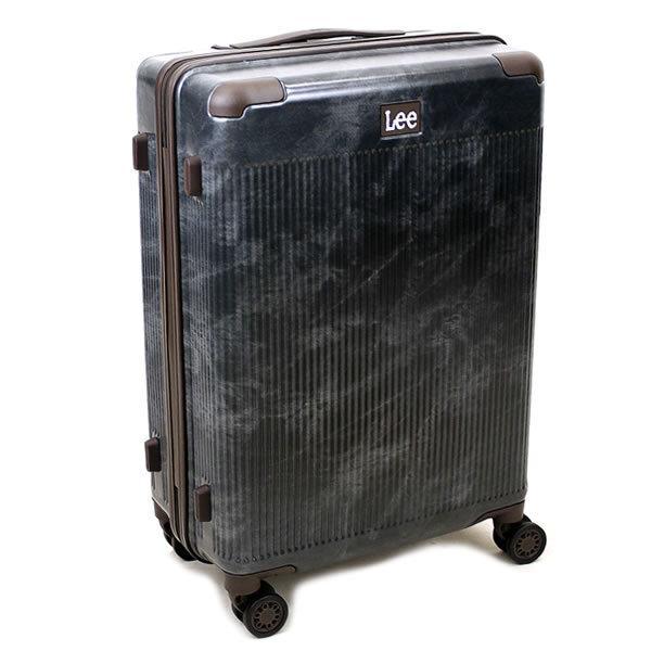 Lee リー  スーツケース キャリーケース 50L 56cm 3.73kg 2〜3泊 4輪 TSAロック 軽量 ファスナー式 320-9001 レディース 送料無料|watermode|13
