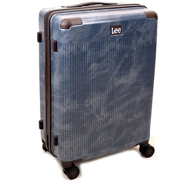 Lee リー  スーツケース キャリーケース 50L 56cm 3.73kg 2〜3泊 4輪 TSAロック 軽量 ファスナー式 320-9001 レディース 送料無料|watermode|14