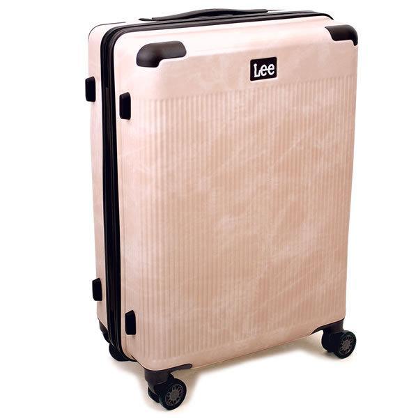 Lee リー  スーツケース キャリーケース 50L 56cm 3.73kg 2〜3泊 4輪 TSAロック 軽量 ファスナー式 320-9001 レディース 送料無料|watermode|16