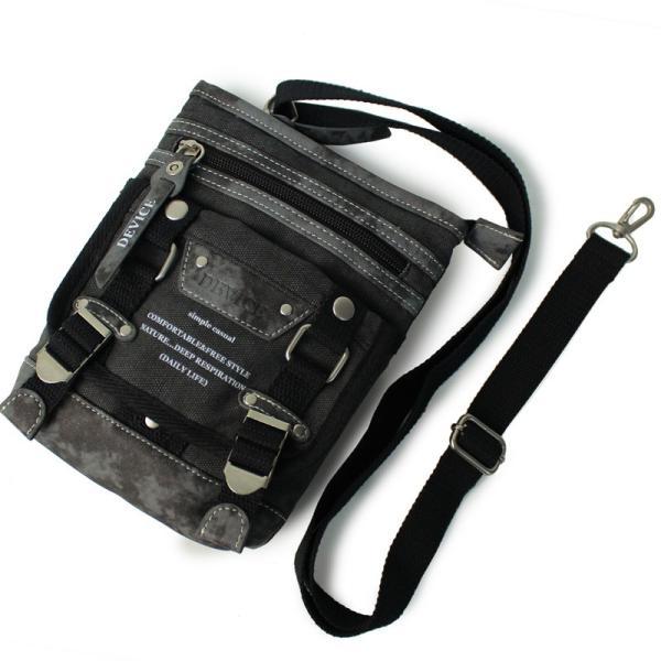 DEVICE(デバイス) Haze2(ヘイズ2) シザーバッグ ウエストバッグ ミニショルダーバッグ 2WAY DCH-30026 メンズ|watermode|05