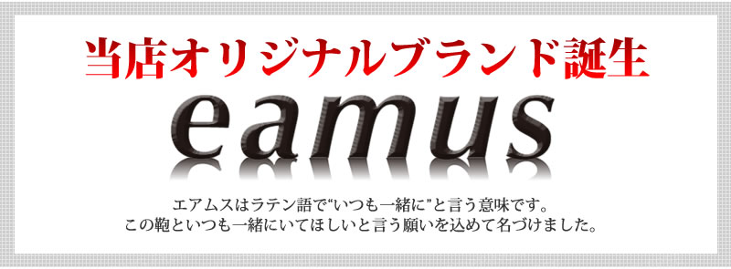 eamus メッセンジャーバッグ ems-001