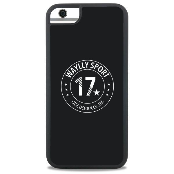 ウェイリー(WAYLLY)  SPORT 全6デザイン くっつくスマホケース ※iPhoneX/Xs/XR/Xs Max/iPhone8/iPhone7/6s/6/plus/SE/5s/5 対応!_K_|waylly|12