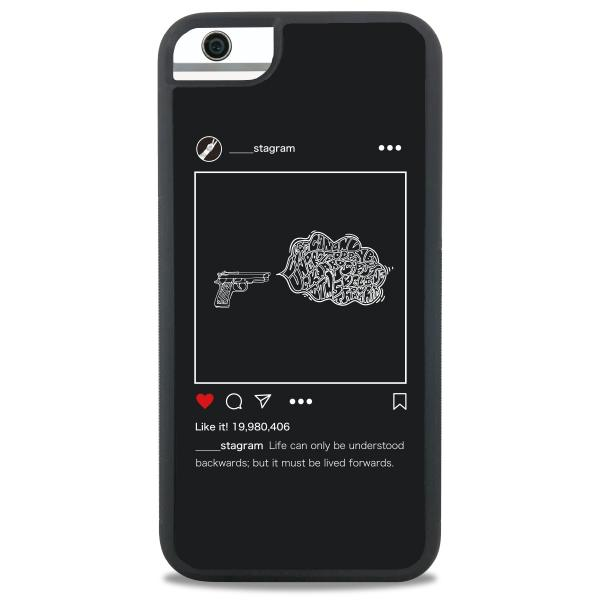 ウェイリー(WAYLLY) ×超十代・コラボ 全6デザイン選択可能! くっつくスマホケース ※iPhoneX/Xs/XR/Xs Max/iPhone8/iPhone7/6s/6/plus/SE/5s/5 対応!_K_|waylly|12
