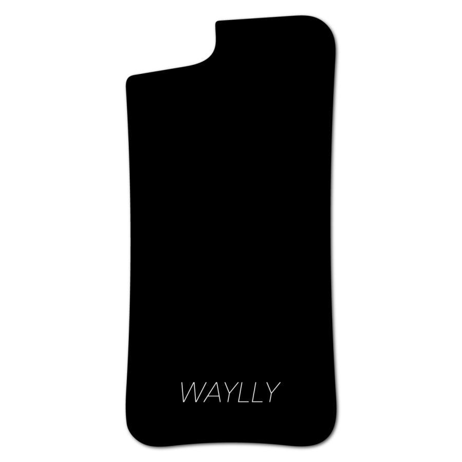 iPhone8 7 6s 6 SE 第2世代 ケース スマホケース スモールロゴ 耐衝撃 シンプル おしゃれ くっつく ウェイリー WAYLLY _MK_|waylly|22