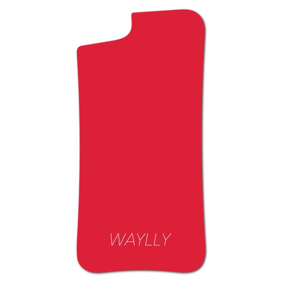 iPhone8 7 6s 6 SE 第2世代 ケース スマホケース スモールロゴ 耐衝撃 シンプル おしゃれ くっつく ウェイリー WAYLLY _MK_|waylly|23