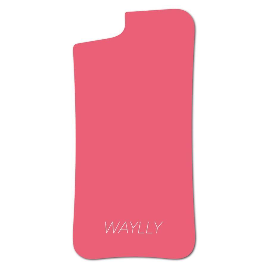 iPhone8 7 6s 6 SE 第2世代 ケース スマホケース スモールロゴ 耐衝撃 シンプル おしゃれ くっつく ウェイリー WAYLLY _MK_|waylly|25