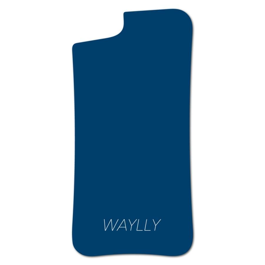 iPhone8 7 6s 6 SE 第2世代 ケース スマホケース スモールロゴ 耐衝撃 シンプル おしゃれ くっつく ウェイリー WAYLLY _MK_|waylly|27