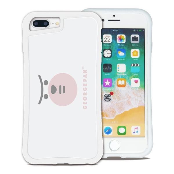 iPhone 7Plus 8Plus 6Plus 6sPlus ケース スマホケース アニパンズ 耐衝撃 シンプル おしゃれ くっつく ウェイリー WAYLLY _MK_ waylly 21
