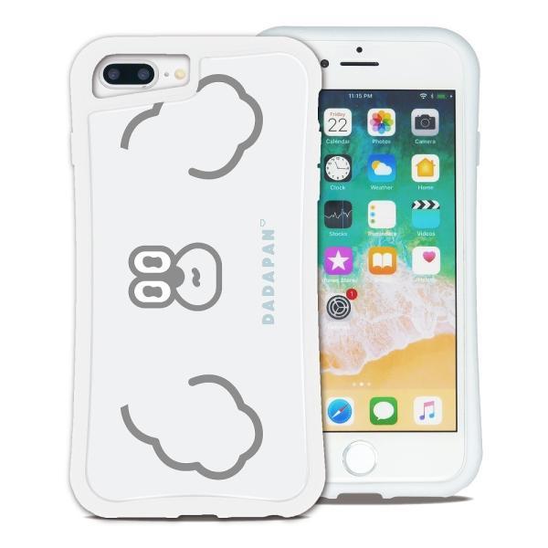 iPhone 7Plus 8Plus 6Plus 6sPlus ケース スマホケース アニパンズ 耐衝撃 シンプル おしゃれ くっつく ウェイリー WAYLLY _MK_ waylly 22